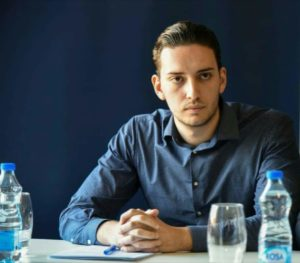 Pavle Grbović, odbornik Pokreta slobodnih građana