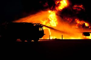 Požar (ilustracija)
